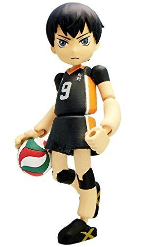 Takara Tomy Haikyuu!! PG02 Playgyure Kageyama Tobio 8cm Figure - 1
