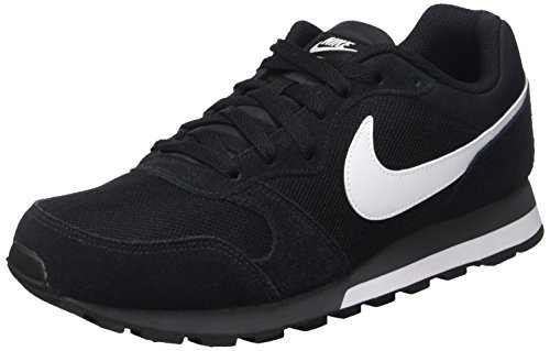 Nike  Md Runner 2, Scarpe sportive, Uomo, Black/White-Anthracite, 42.5