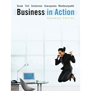 VangoNotes for Business in Action, Canadian 1st Ed. | [Courtland L. Bovee, John V. Thill, Barbara E. Schatzman, George Dracopoulos, Peter Mombourquette]