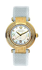 Versace 68Q71SD498 S001 REVE 3 H Women's Mother Of Pearl Watch