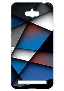 100 Degree Celsius Back Cover for Asus Zenfone max (Designer Printed Multicolor)