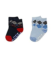 Wonderkids 2 Piece Print Socks (1-2 Years)