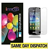 IMyth *PACK OF 3* Lcd Screen Protectors for Samsung S5380 Wave Y & Retail Packed with Cloth