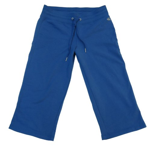 Calvin Klein Athletic Capri Sweats (XL, Periwinkle)