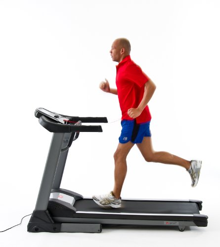 JTX Sprint7 Folding Motorised Treadmill,