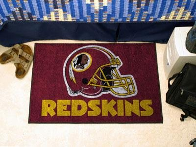 NFL - Washington Redskins Starter Rug at Amazon.com