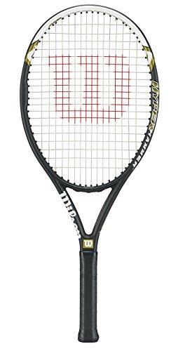 Wilson Hyper Hammer 5.3 Strung Tennis Racket