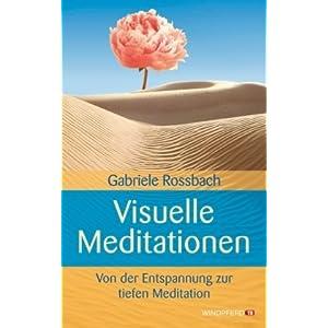 eBook Cover für  Visuelle Meditationen Von der Entspannung zur tiefen Meditation