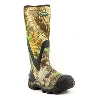 "Irish Setter Men's SwampGhost WP 17"" Rubber Boot"