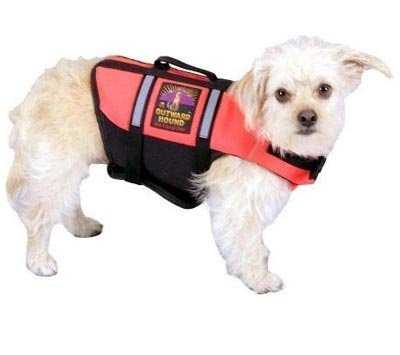 Kyjen Outward Hound Pet Saver Life Jacket