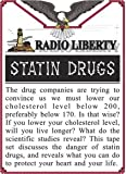 img - for Statin Drugs (4 One Hour Interviews) book / textbook / text book