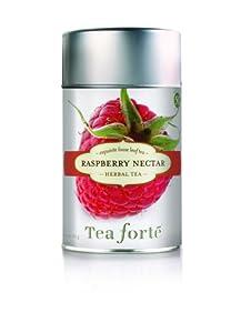 Amazon Com Tea Forte Loose Leaf Tea Canister Raspberry Nectar