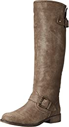 Madden Girl Women\'s Cactuss Boot,Brown Paris,6 M US