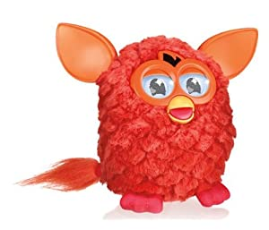 Furby - A31681010 - Peluche et Animal Interactif - Phoenix - Rouge