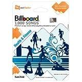 SanDisk slotRadio Health & Fitness Card (1,000 Songs)