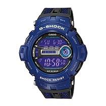 Casio G-Shock Blue Digital Mens Watch GD200-2E