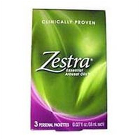 Zestra Arousal Oil Essential 3Ct 1.00 EA