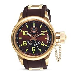 Invicta Mens Signature Russian Diver Quinotaur Watch 7240