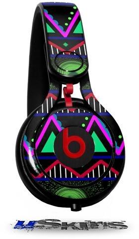Kearas Tribal 2 Decal Style Skin (Fits Genuine Beats Mixr Headphones - Headphones Not Included)