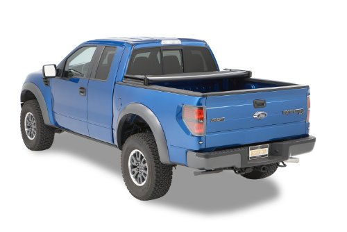Bestop 16113-01 Ez Fold Truck Tonneau Cover For Ford F150 Styleside Crew Cab/Super Cab, 5.5' Bed, Except Heritage, 2004-2012 front-20896