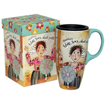 Lang Hot Mama Latte Mug