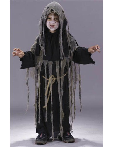 Kids-Costume Gauze Zombie Child 4 To 6 Halloween Costume - Child 4-6