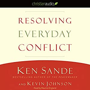 Resolving Everyday Conflict Audiobook