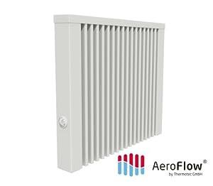 Thermotec Elektroheizung mit Schamottekern 1300 W, Drehregler, HFP003  Überprüfung und Beschreibung