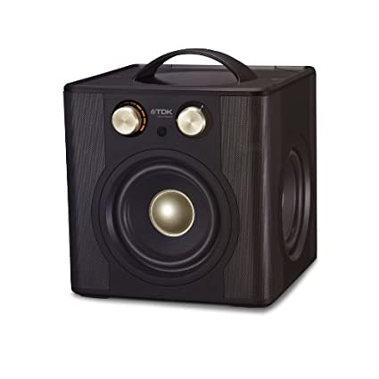 TDK V513 Wireless Sound Cube Speaker