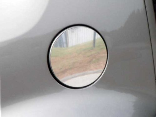 2010-2013 Kia Soul Luxury FX Chrome Fuel Gas Door Cover Trim