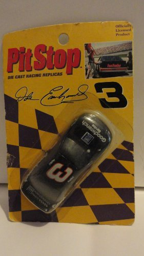 Pit Stop Die Cast Racing Replicas - Dale Earnhardt #3 - Goodwrench - 1