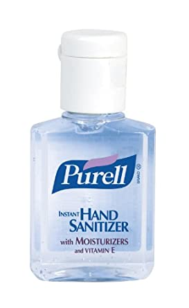 PURELL 2007-5C Instant Hand Sanitizer, 0.5 fl oz Bottle (Case of 500)