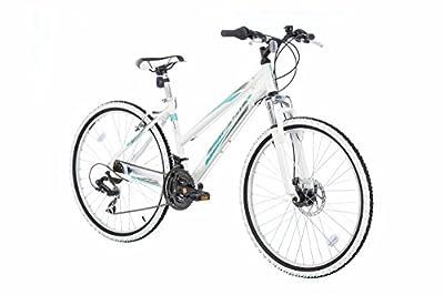 Bikesport AURA Ladies Mountain Bike 26 inch wheels Alloy Frame 21 sp. Shimano