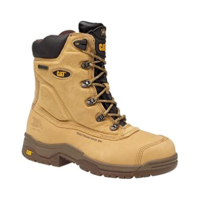 Caterpillar Supremacy / Mens Boots / Boots Safety (9 UK) (Honey)