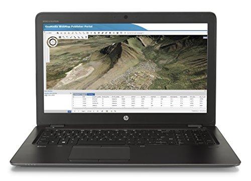 """HP ZBook 15u G3 Nero 2.5GHz 15.6"""" 1920 x 1080Pixels i7-6500U"""
