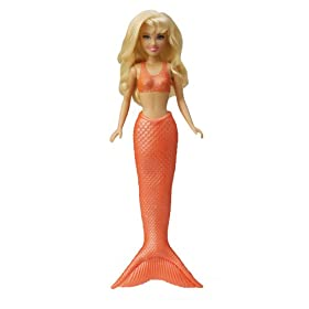 Playmates H2O Just Add Water Doll with Rubber Fin - 10""