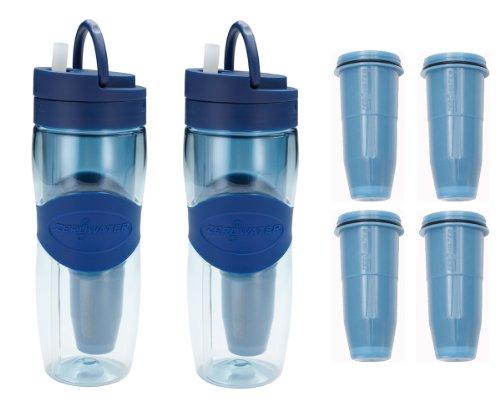 Zerowater Travel Bottle Filter Review Best Water Filter