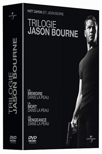Trilogie Jason Bourne [FRENCH] [AC3] [DVDRIP]
