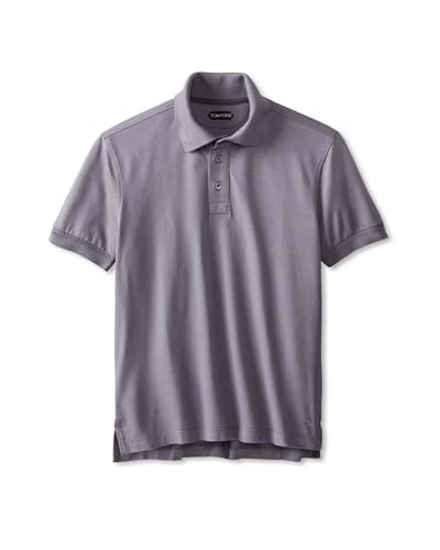 Tom Ford Men's Solid Polo