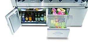 Alfresco ARFG-42FB 42-Inch Built-In Refrigerator