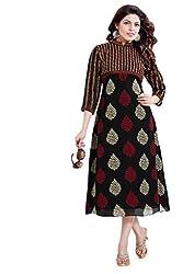 Shayona Women's Stitched Kurti (XL Size)