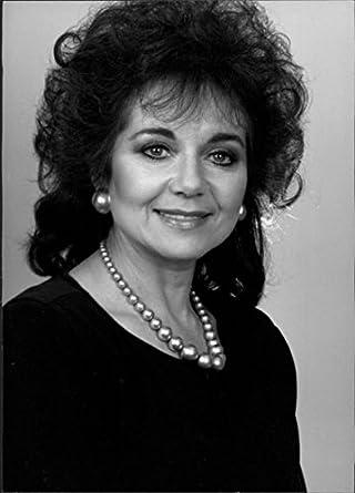 Vintage photo of Miriam Stoppard smiling. at Amazon's Entertainment