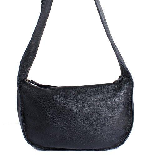 ショルダーバッグ 本革 レザー ハーフムーン レディースレディース バッグがクォリティーアップして復活 斜めがけバッグ
