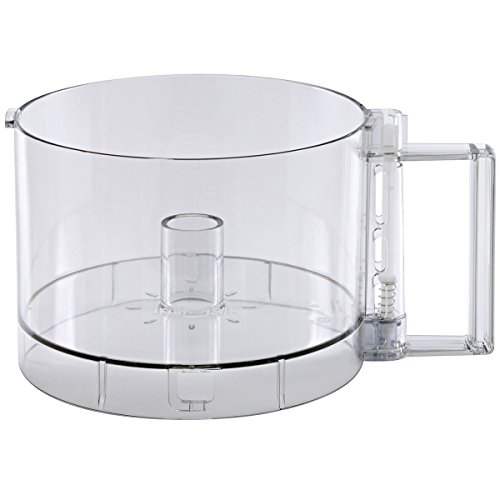 Cuisinart FP-631AGTX 7-Cup Work Bowl with Handle, Clear (Cuisinart 7 Bowl compare prices)