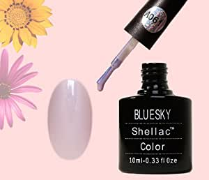 Bluesky Shellac A61 Stone - UV Gel Soak off Nail Polish 10ml