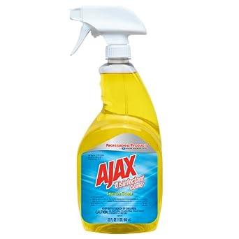 Amazon.com: Ajax 04609 Lemon Scent All Purpose Cleaner ...
