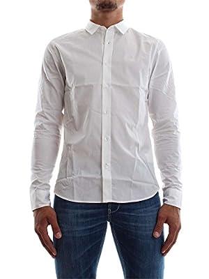 Calvin Klein Jeans Men's Wilbert Ls Shirt