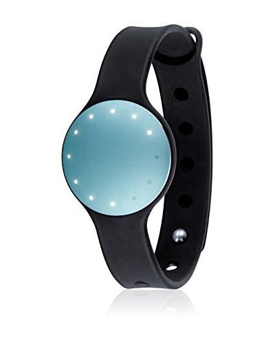 Misfit Pulsera de Fitness Unisex Shine 1 Azul Claro / Negro 28 mm