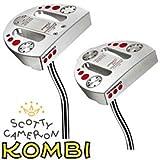 タイトリスト ゴルフ スコッティキャメロン スタジオセレクト コンビ(KOMBI)パター 34インチ