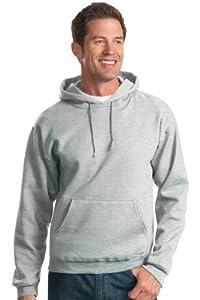 Jerzees 8 oz. NuBlend 50/50 Pullover Hood - ASH - S